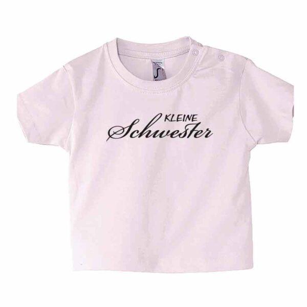 Kleine Schwester Kinder T-Shirt