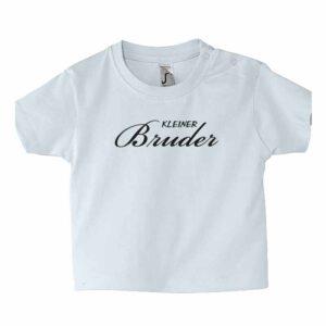 Kleiner Bruder Kinder T-Shirt