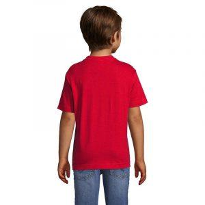 Keep Calm And Merry Christmas Kinder T-Shirt