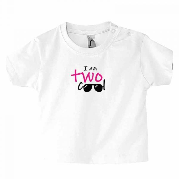 Two Cool Kleinkind T-Shirt