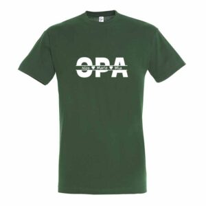 Opa und Kindernamen Herren T-Shirt
