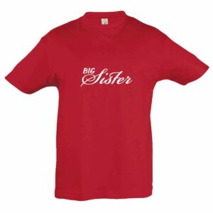 Big Sister Kinder T-Shirt