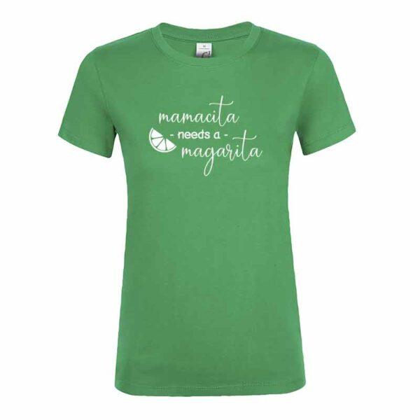 Mamacita Magarita Damen T-Shirt