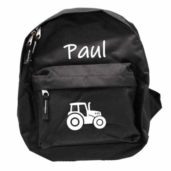 Kindergarten Rucksack mit Symbol und Name