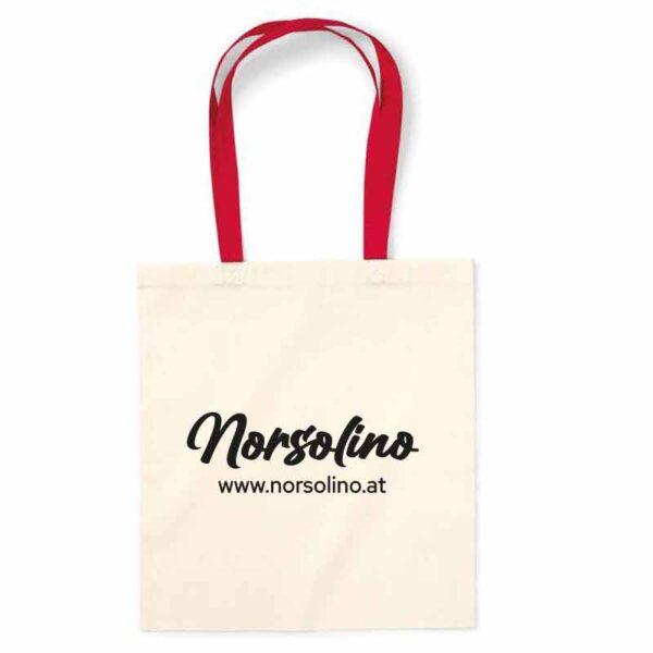Norsolino Gfrastsackl Baumwolltasche