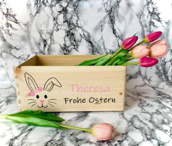 Osterkistchen 8.4l mit Name