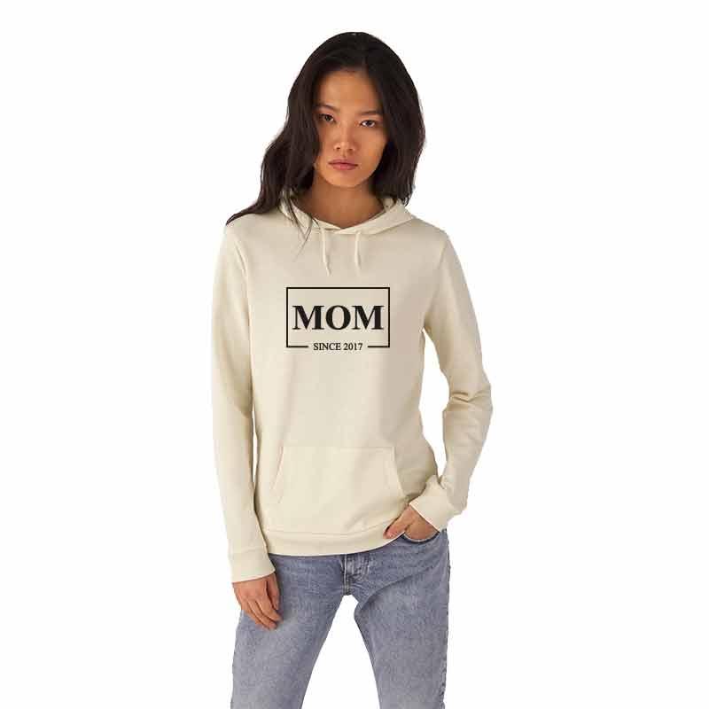 MOM Since Damen Hoodie