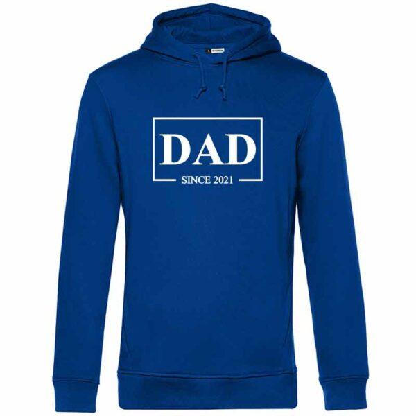 DAD Since Herren Hoodie